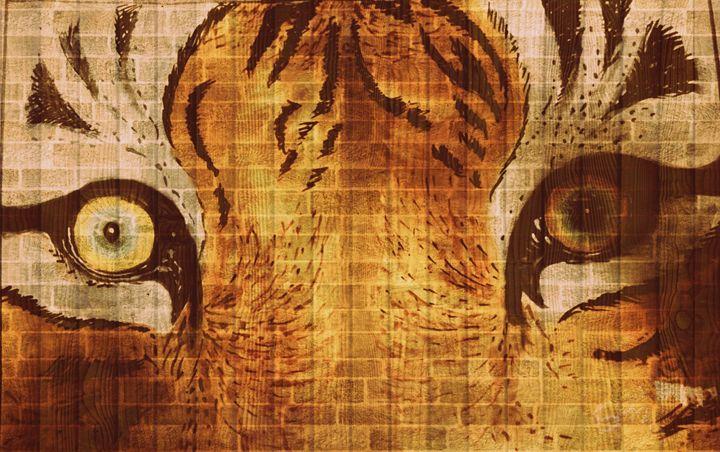 Tiger eyes - Soumya Kapoor