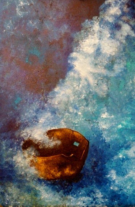 Blue Smoke - dianestudio