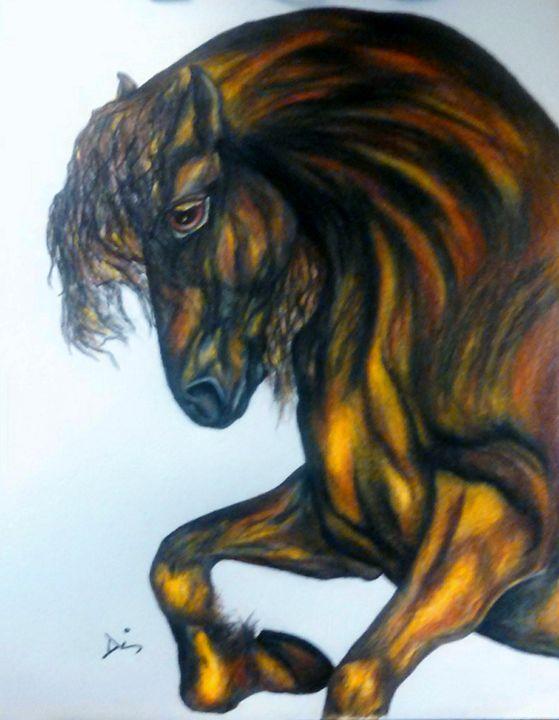 horse power - dianestudio
