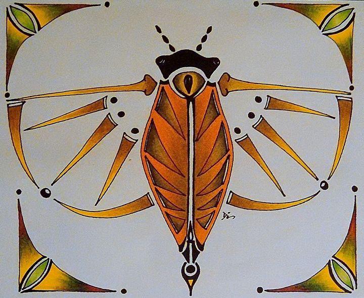 Deco Bee - dianestudio