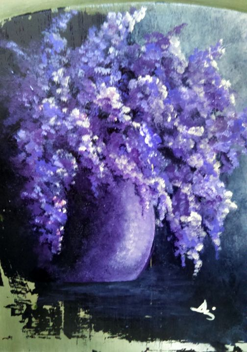lovely lilacs - dianestudio