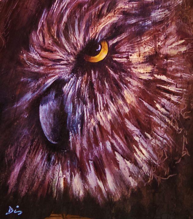 owl - dianestudio