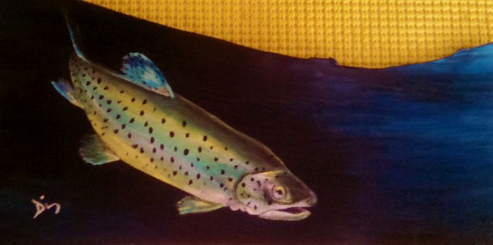 green trout - dianestudio