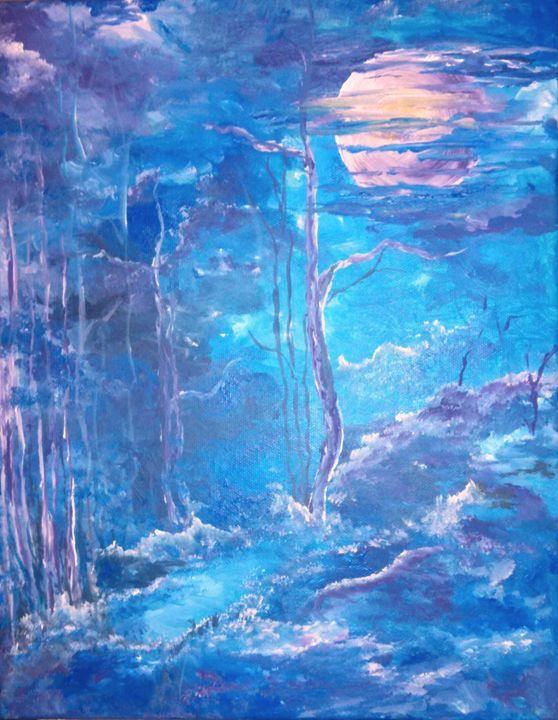 moon shadows - dianestudio