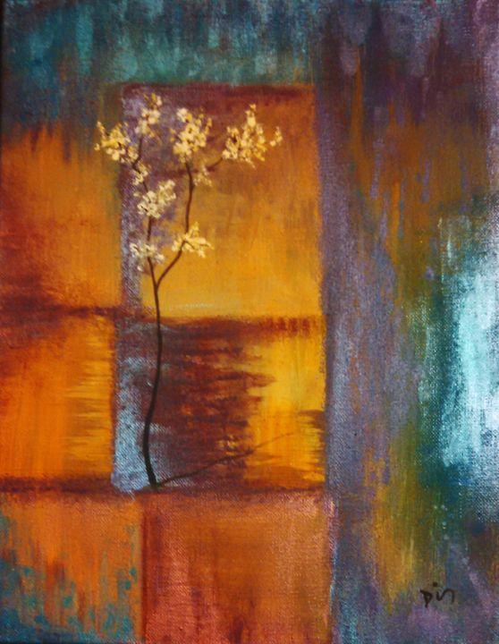 tree abstract - dianestudio
