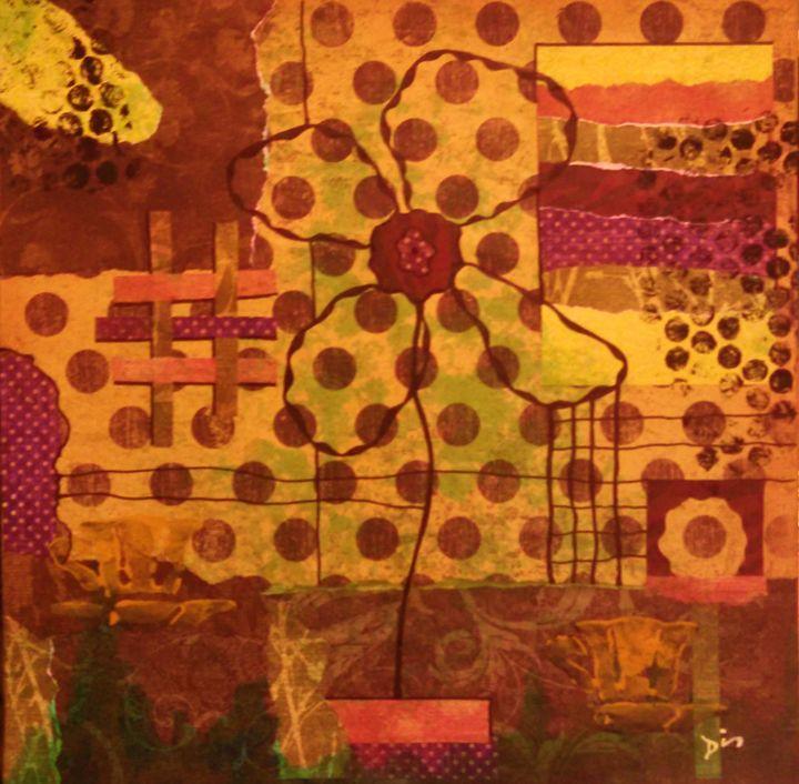flower abstract - dianestudio