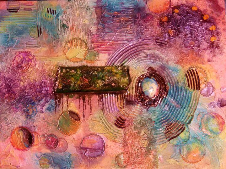 pastel color abstract - dianestudio