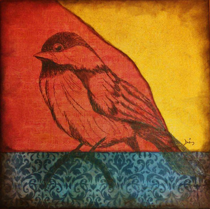 color bird - dianestudio