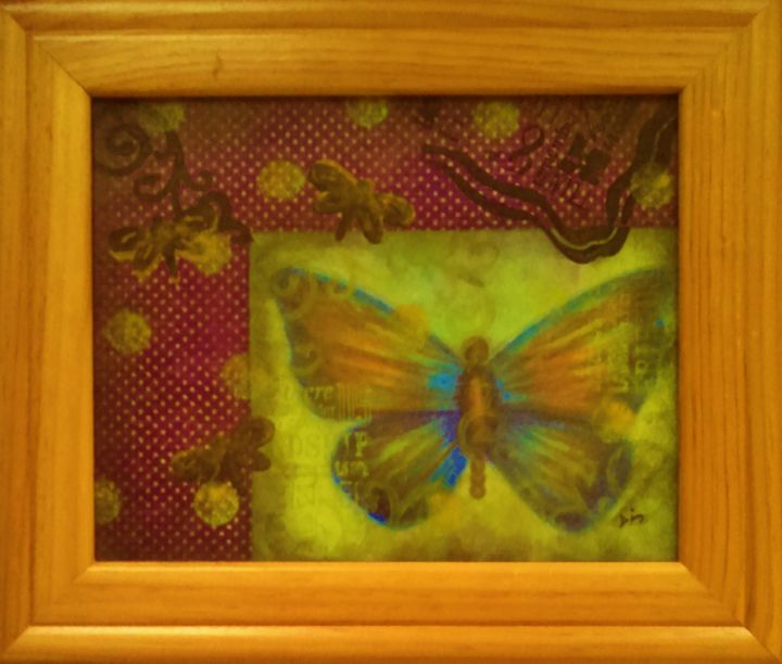 butterfly abstract - dianestudio