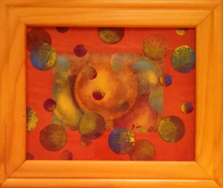 planet abstract - dianestudio