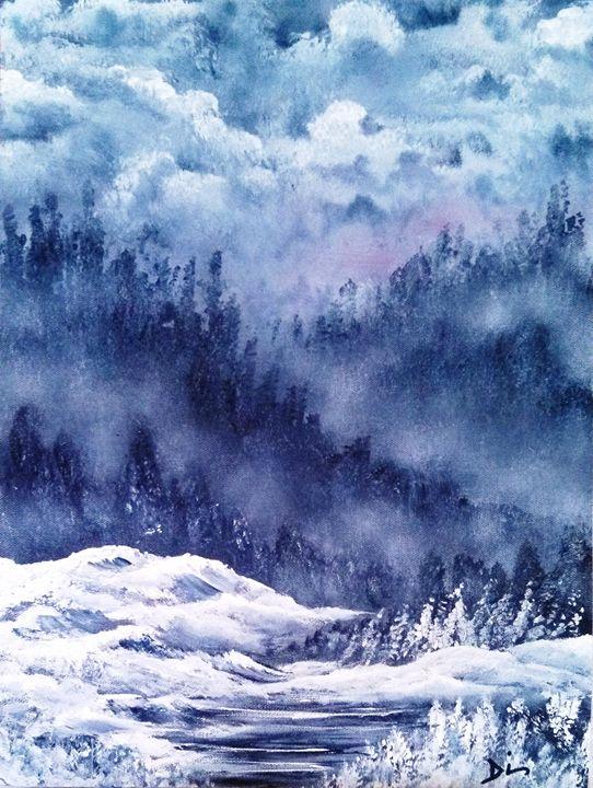 blue lake - dianestudio