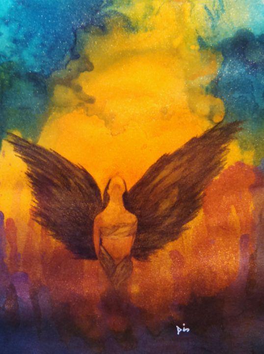 angel abstract - dianestudio