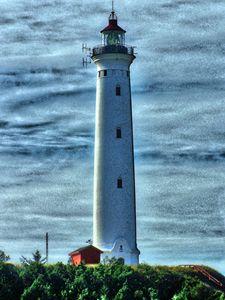 Nörre Lyngvig lighthouse
