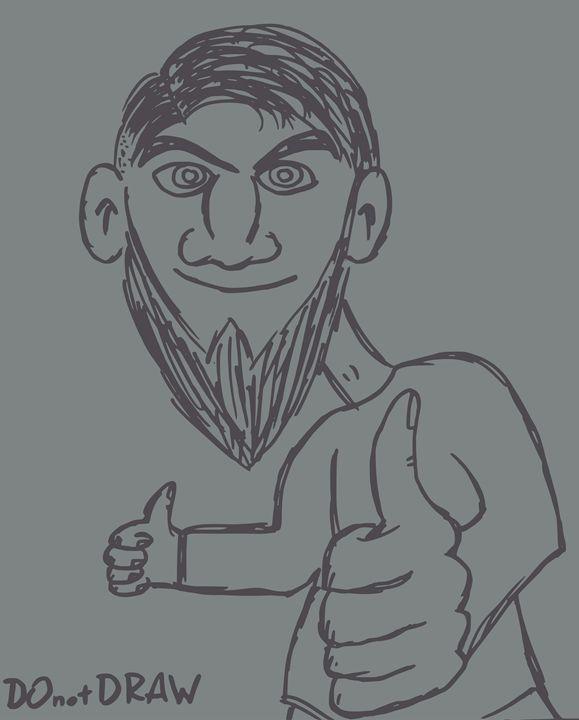 Beardman OK - DOnotDRAW