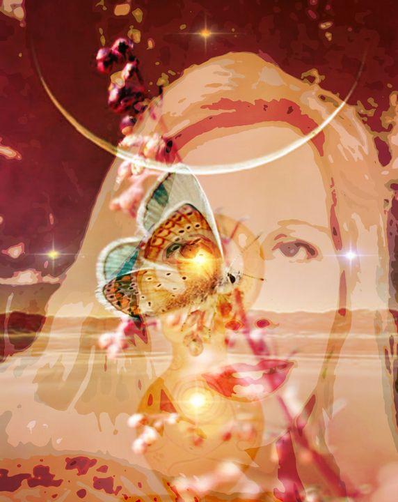 Self portrait Digital print - Dreamshots  Art and Photography