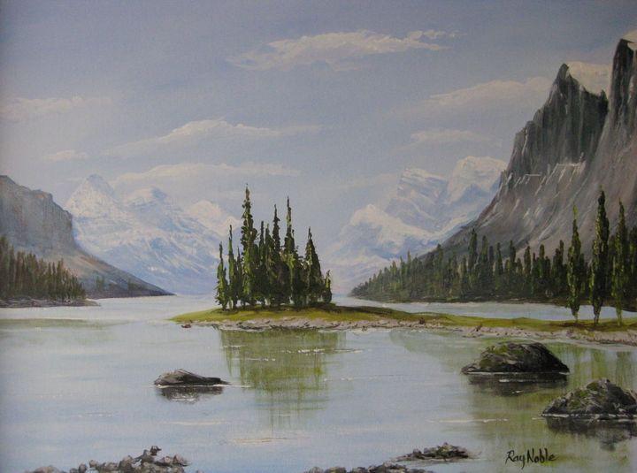 Canadian lake - Ray Noble