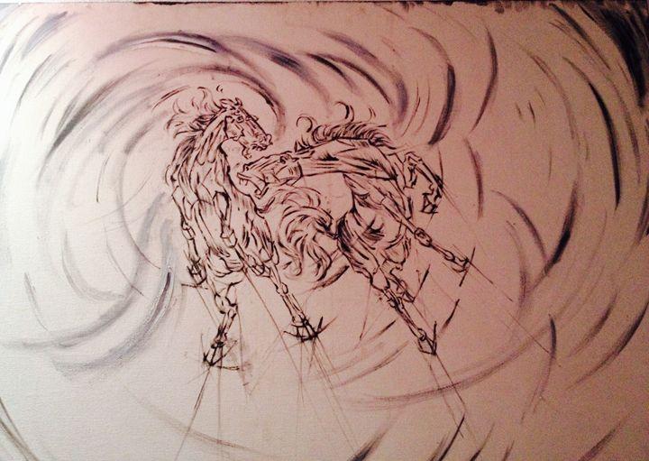 Outrage - likhon's creation
