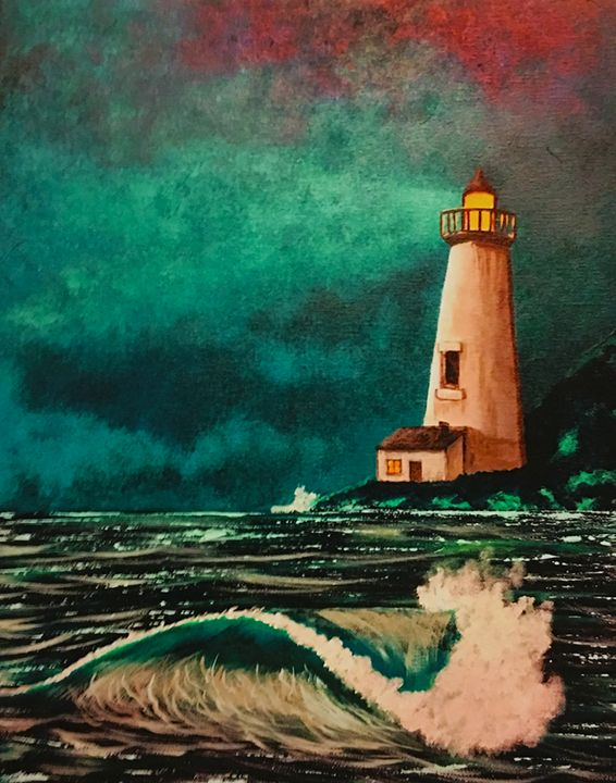 Shed the Light - Paul's Art