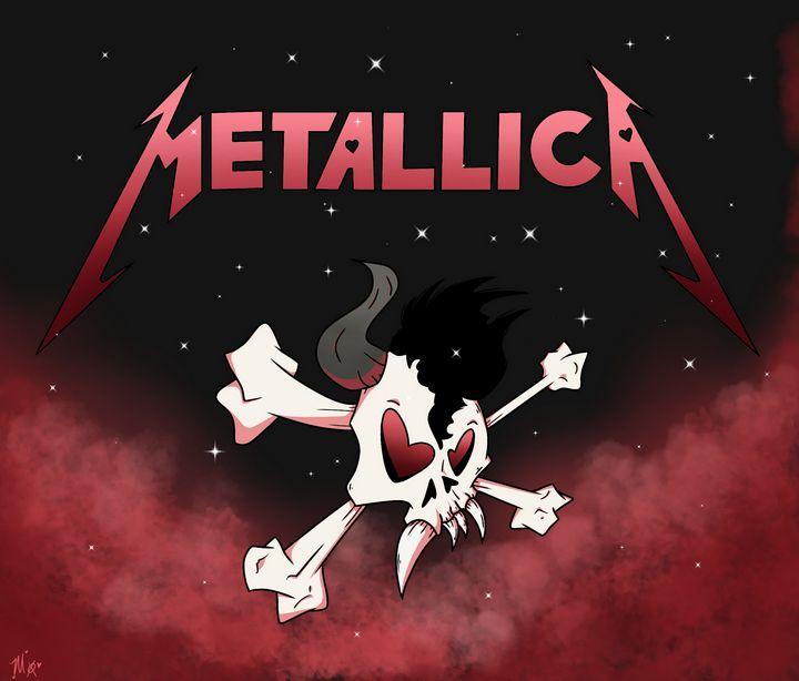 Pink Metallica - Unik