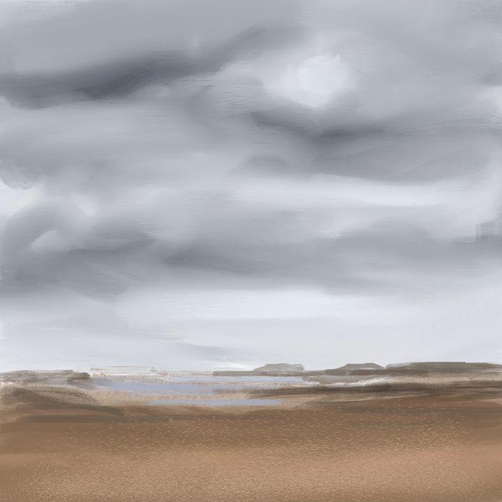 Howick Beach - Catherine Dunn Art