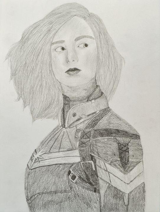 captain marvel - Savannah