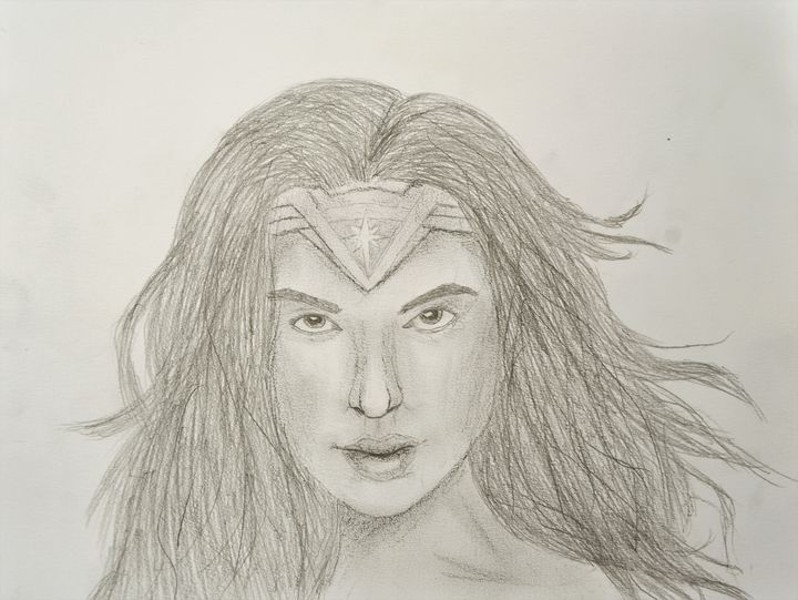 Wonder Woman - Savannah