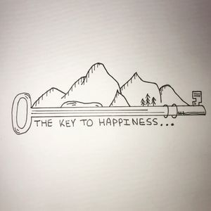 The Key to Happiness