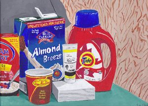 Products Still Life