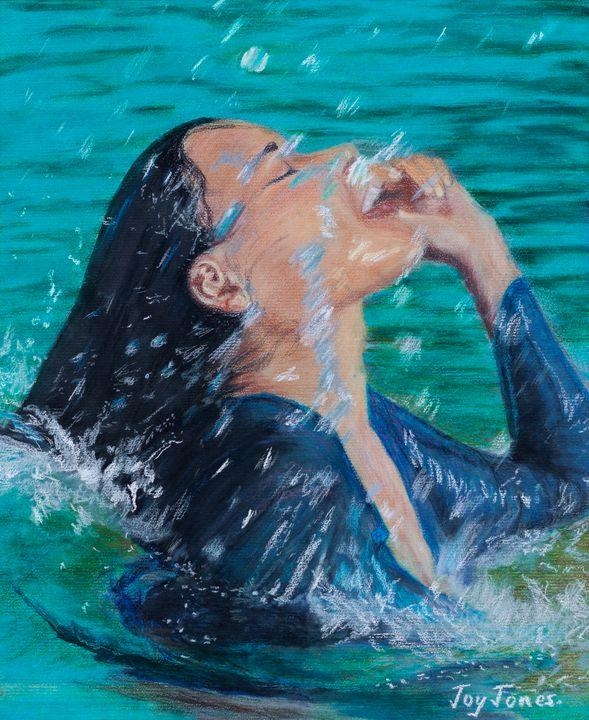 Splash - JoyBallackFineArt