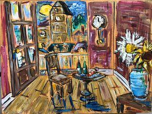 """The Morning After, Paris"""