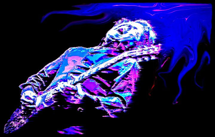 When The Blues Hit You - Ahmad El-Hafez