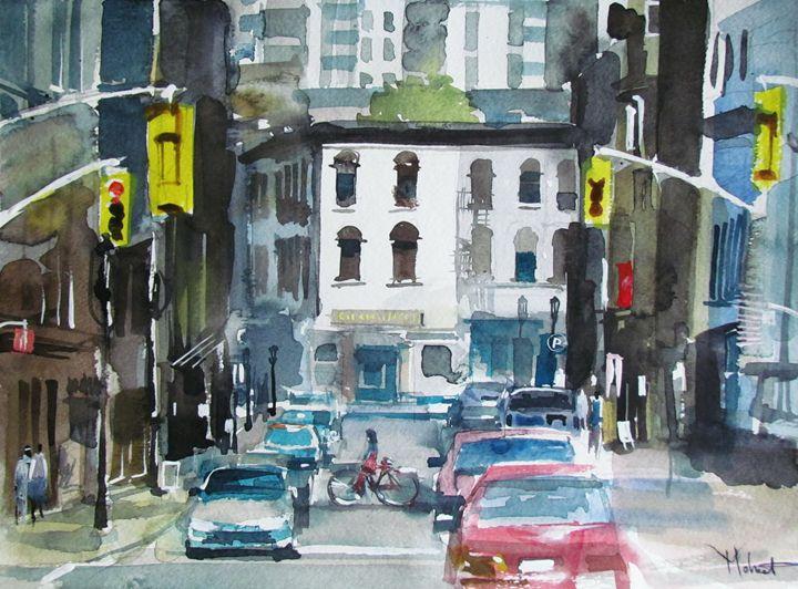 street scape - Moheet