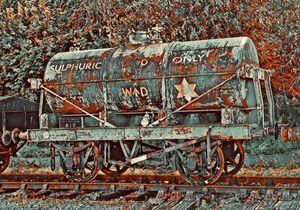 Abandoned Tanker - Ageless Artistry