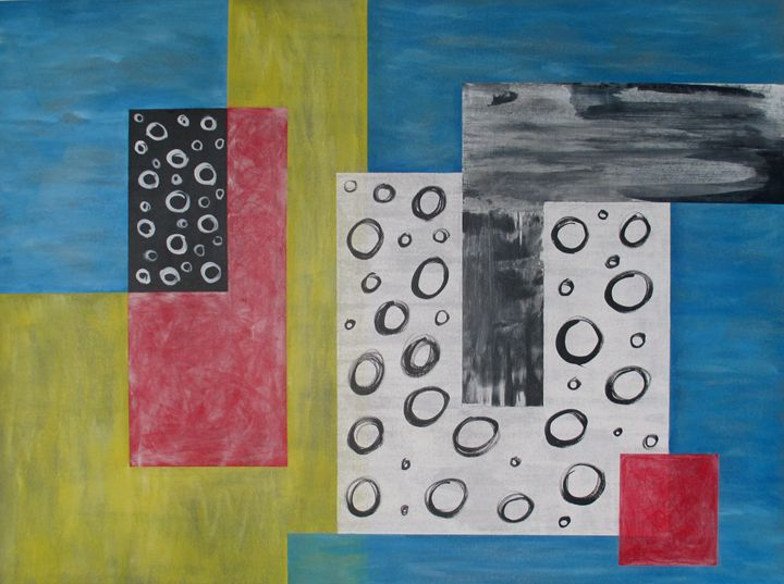Circling the Block - Rodman/White