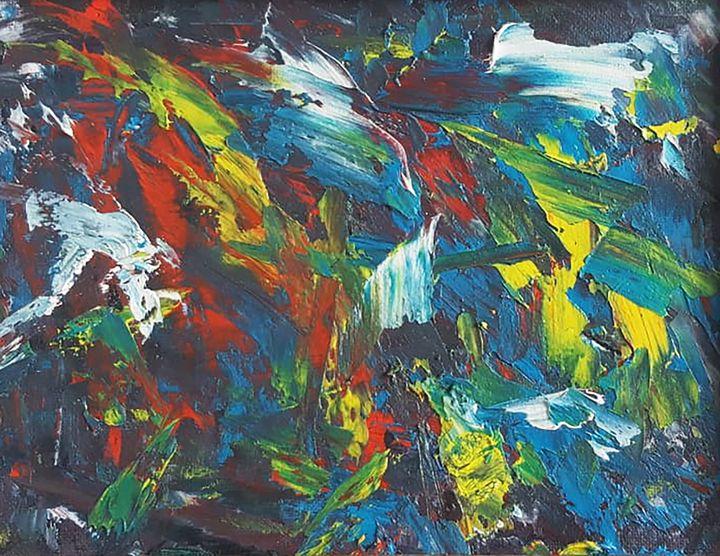 Abstracted - Surdu Andrei