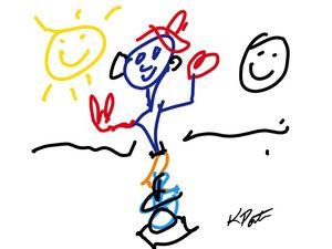 Balancing Doodle