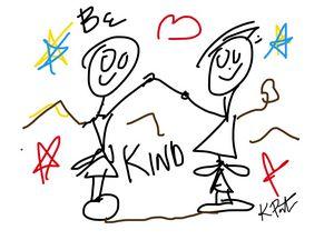 Be Kind Doodle
