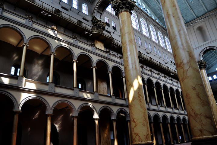 Building Museum I - Lubit Arts