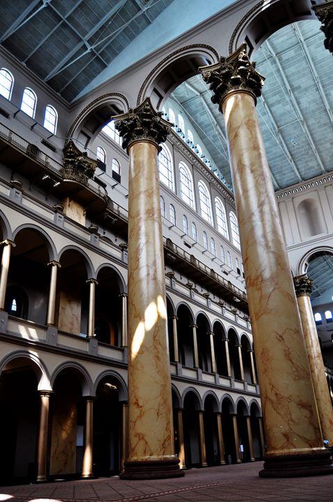 Building Museum II - Lubit Arts