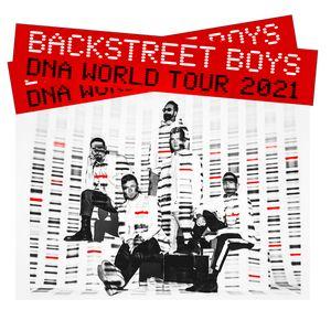 BACKSTREET BOYS DNA WORLD TOUR 2021