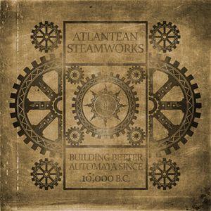 Atlantean Steamworks - Sepia