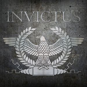 Invictus Silver Eagle on Iron