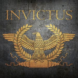 Invictus Eagle on Iron