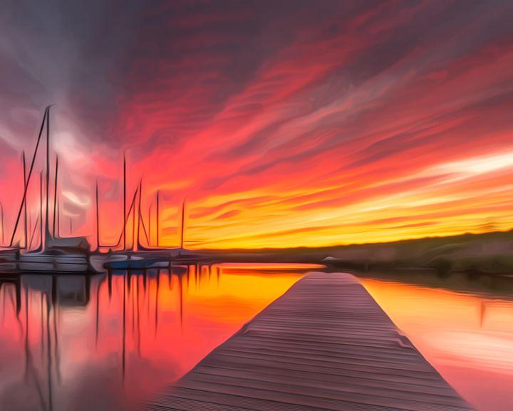 Beautiful Sunset - Alonso