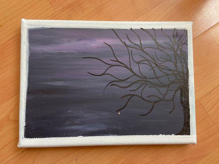 Ink tree - Emraesart