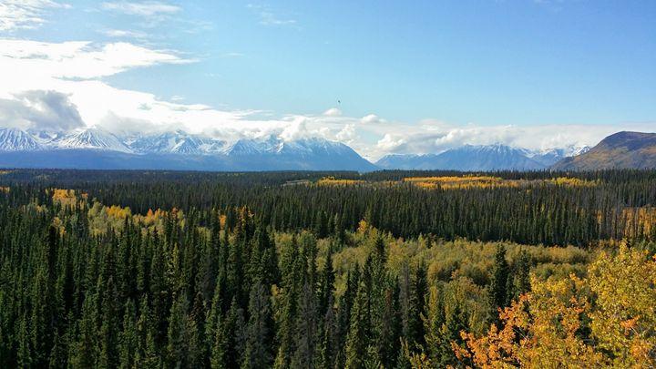 St. Elias Mountains - Miaj