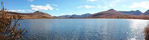 Bonneville lake
