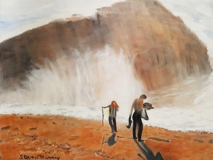 Beachcombers - life in color