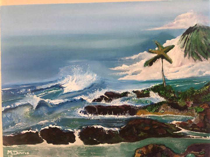 Kona Beach - Matt Michael De Mattos