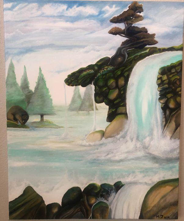 Bonsai Falls - Matt Michael De Mattos